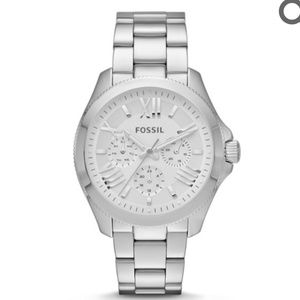 Fossil Cecile Multifunctuon Stainless Steel Watch